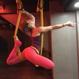 Play with Kitty ॐ Aerial Fitness and Yoga