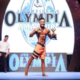 17年奧林匹克先生香港區賽冠軍