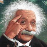 愛因斯坦Einstein...