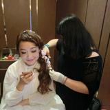 小白 white makeup