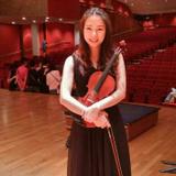 Violin Tutor Miss Kishi