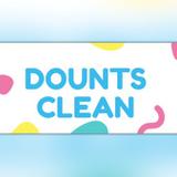 甜甜圈清潔
