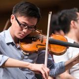 本人從六歳起學習小提琴,...