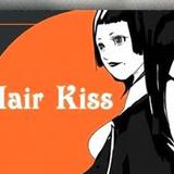 hair kiss