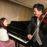 piano lesson - Piano Violin duo workshop - piano lesson hk-雙對論琴弦中心
