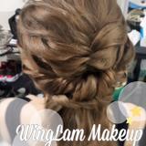 Wing Lam Makeup