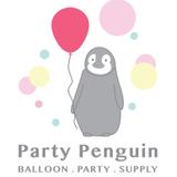 水晶氣球, 氫 氣球 零售, 生日 氣球 佈置, 廣告 氣球, 氣球 零售-企鵝派對