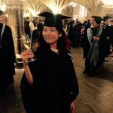 Miss Wong - 英國商業及法律雙學位畢業生