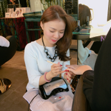 Kay Leung@ IL Colpo Manicurist