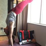 Yoga Lesson - laughter yoga - Elizabeth-Elizabeth