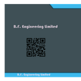 B.F. ENGINEERING LTD 比菲工程有限公司