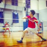 羽毛球教練 Brian