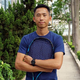 Sam Hung Tennis Coach