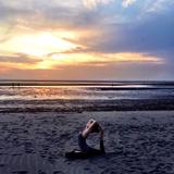 英國碩士的瑜珈老師