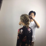 ming ho hair
