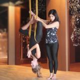 yoga and aerial yoga instrutor