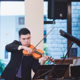 Violin Class by Ian Chow