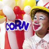 哈利小丑魔術氣球秀