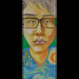 專長肖像素描&油畫經驗