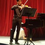 Dorence Ho資深小提琴導師