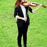 小提琴 - 小提琴弦 - 黃姿婷-教導 鋼琴 小提琴 中提...