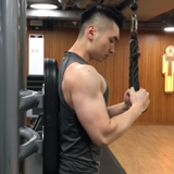 健身教练, 香港健身, 私人健身, Trey-Trey Tam