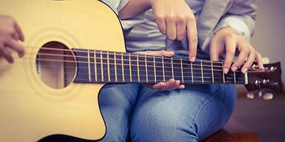 Acoustic Guitar Lesson
