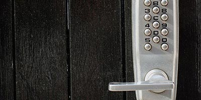電子門鎖安裝及維修
