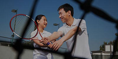 2018 Average Cost for Tennis Lesson in Hong Kong